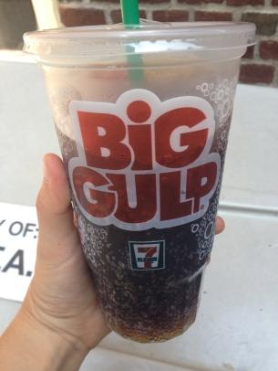 Big Gulp interminable